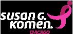 Susan G Komen Chicago Logo