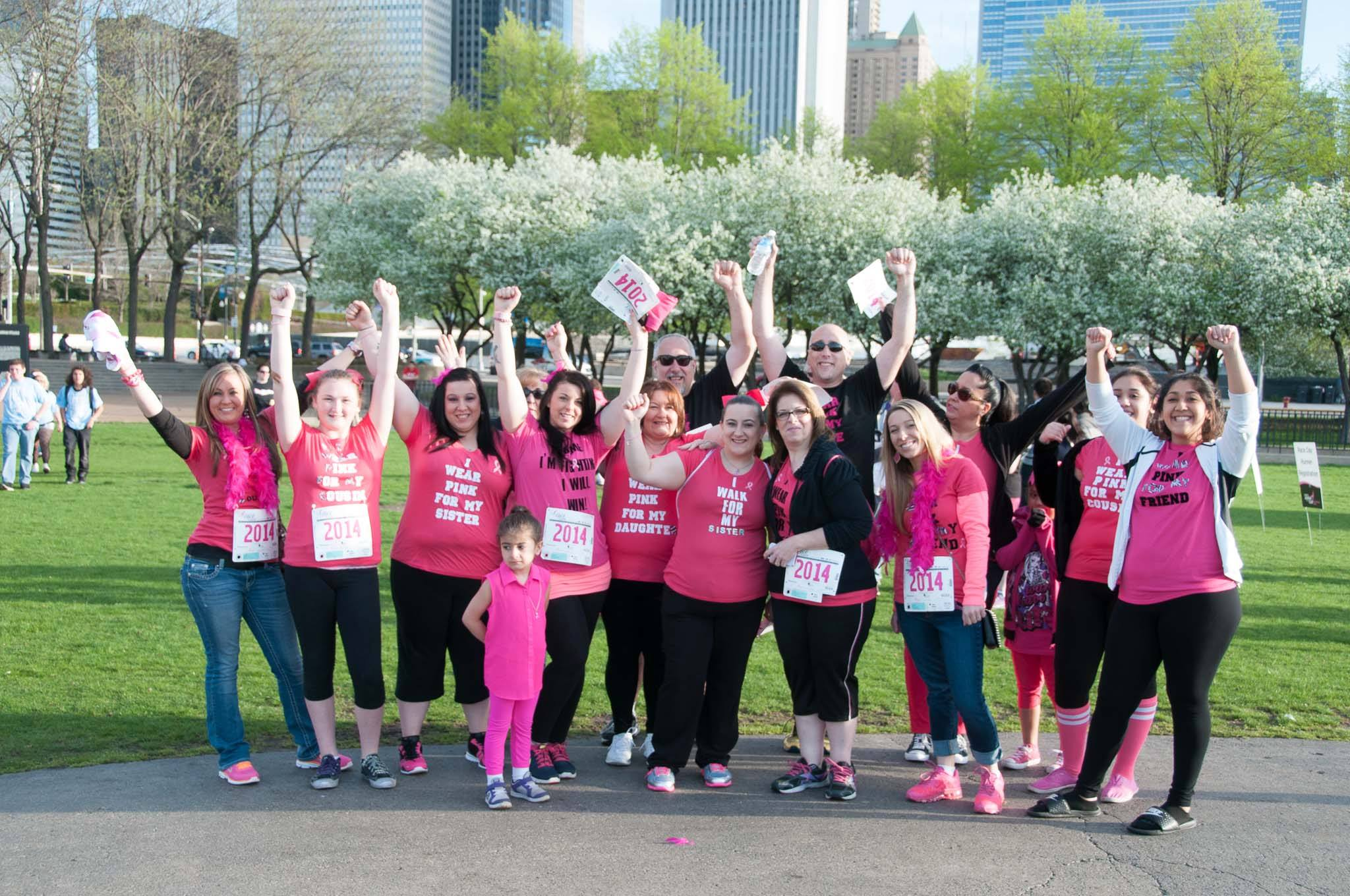 SUSAN G. KOMEN CHICAGO'S 2016 RACE FOR THE CURE® KICKS OFF MOTHER'S DAY,